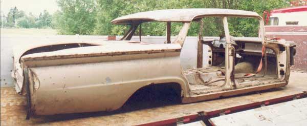 restaurering av biler
